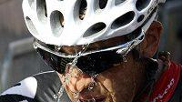 Španělský cyklista Carlos Sastre