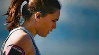 Sluchátka k modernímu sportování neodmyslitelně patří
