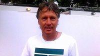 Bývalý tenista Franco Davin.