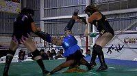 Ženský wrestling
