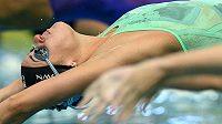 Australská plavkyně Kaylee McKeownová