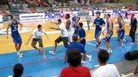 Basketbalová příprava v Aténách