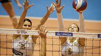 Olomoucké volejbalistky potvrzují v nejvyšší soutěži roli favorita.