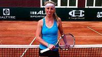 Bývalá slovenská tenistka Dagmara Bašková.