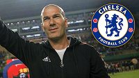 Do londýnské Chelsea má možná namířeno legendární postava světového fotbalu. Nahradí italského kouče Maurizia Sarriho držitel zlatého míče a bývalý kouč Realu Madrid Zinédine Zidane?