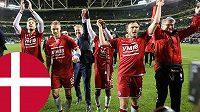 Dánsko se chce v Rusku dostat do vyřazovacích bojů.