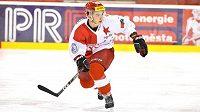 Hokejový obránce Jan Srdínko si oblíbil MMA.