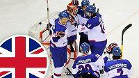 Hokejisté Velké Británie mají v osmadvacetičlenném kádru na mistrovství světa v Rize osmnáct hráčů, kteří se na minulém šampionátu v roce 2019 v Košicích podíleli na udržení mezi elitou.