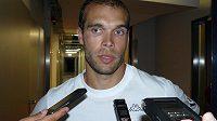 Michal Vondrka si působení ve Slovanu užívá.