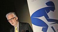 Šéf Mezinárodní cyklistické unie (UCI) Brian Cookson.