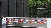 Vchod do administrativní budovy IIHF v Curychu