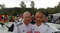 Ivan a Pavel Haškovi