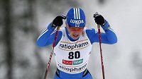 Ruská lyžařka Irina Chazovová