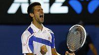 Srbský tenista Novak Djokovič je v této sezóně k nezastavení.