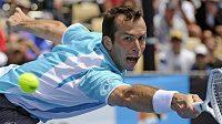 Radek Štěpánek skončil už v prvním kole Australian Open.
