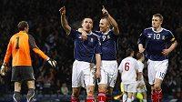 Fotbalisté Skotska