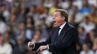 Trenér Tottenhamu Harry Redknapp mohl být po derby spokojený