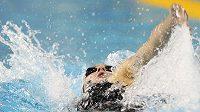 Znakařskou dvoustovku vyhrála na MS v krátkém bazénu v Dubaji Francouzka Alexianne Castelová.