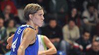 Jana Veselá, dříve hráčka Brna, si v dresu Valencie vychutnala vysoké vítězství.