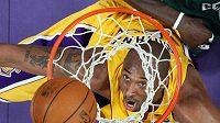 Kobe Bryant z Los Angeles Lakers