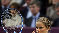 Belgická tenistka Kim Clijstersová.
