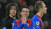 Jak jsem to mohl zazdít!? Milan Petržela zpytuje svědomí, proč v klíčovém momentu nedal slavné Barce gól...