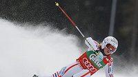 Francouzska Tessa Worleyová si jede pro vítězství v obřím slalomu Světového poháru v Semmeringu.