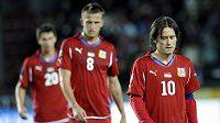 Výkon týmu kapitána Tomáše Rosického označuje španělský tisk za bezkrevný.