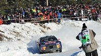 I příští ročník MS v automobilových soutěžích by měla otevřít Švédská rallye.