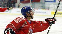 Roman Červenka se raduje, od příští sezóny si zahraje NHL.