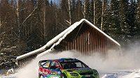 Hirvonen vyhrál Švédskou rallye a jásá, jenže sezóna teprve začíná.