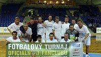 Vítěz turnaje v Opavě - družstvo Ládi Šmicera