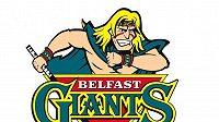 Logo hokejového klubu Belfast Giants