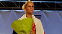 Denisa Barešová na stupních vítězů, po třinácti letech navázala na vítězství Olgy Šípkové.