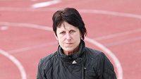 Jarmila Kratochvílová stále drží rekord na 800 m.