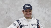 Brazilský pilot formule 1 Rubens Barrichello