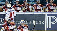 Hokejisté Slavie jsou nejblíže k tomu začínat předkolo doma