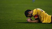 Zraněný Cesc Fábregas by měl být pro odvetu s Barcelonou fit.