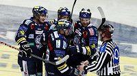 Radost hokejistů Liberce