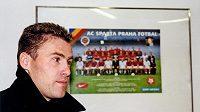 Jako hráč působil Pavel Hapal ve Spartě v roce 2000.