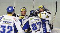 Hokejisté Komety Brno