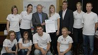 Přípravu českých nadějí pro olympiádu v Londýně vylepší finanční injekce z programu Olympijské solidarity.