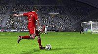 """Pokud milujete fotbal, budete milovat FIFA 10!"""