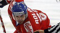 Tomáš Rolinek české reprezentaci na letošním světovém šampionátu nepomůže.