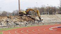 Rekonstrukce plzeňského stadiónu