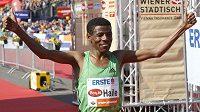 Etiopský vytrvalec Haile Gebrselassie
