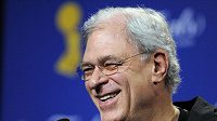 Trenér Los Angeles Lakers Phil Jackson