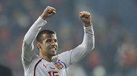 Milan Baroš se raduje z postupu na EURO 2012.