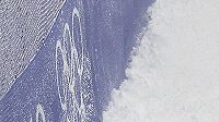 Americká lyžařka Lindsey Vonnová v tréninku upadla. Ilustrační foto.