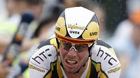 Britský cyklista Mark Cavendish ze stáje Columbia